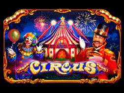 Автомат Цирк в азартном казино Вулкан Старс