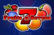 Fruits and Sevens - новая игра Вулкан